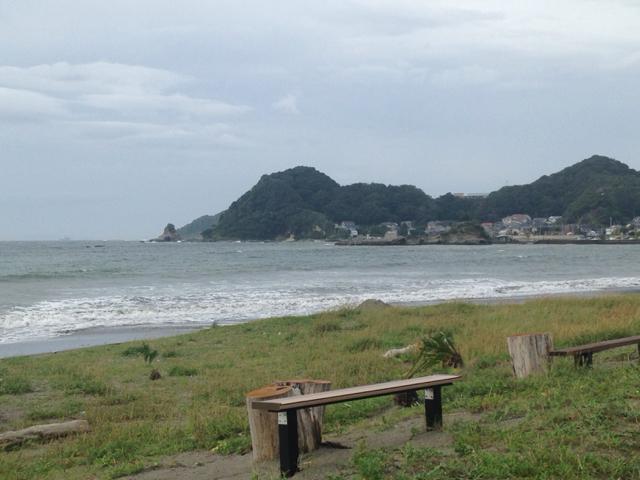 房州富浦の風光と土産。